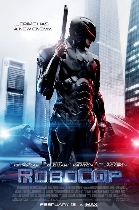 Robocop Movie Review English