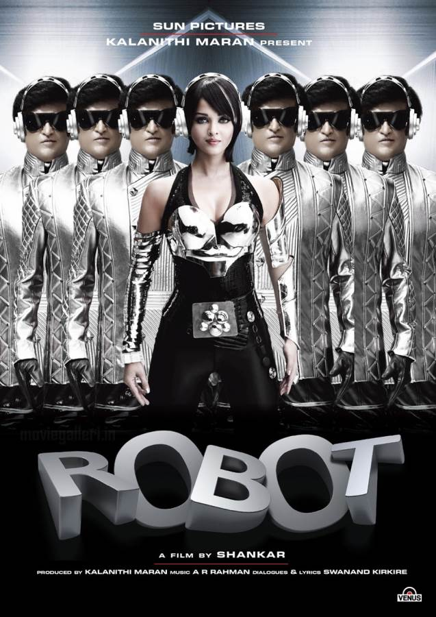 Robot Movie Review