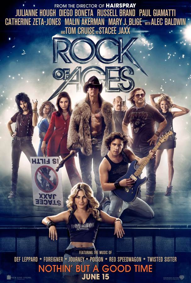 Rock Of Ages Movie Review English