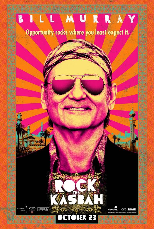 Rock The Kasbah Movie Review English