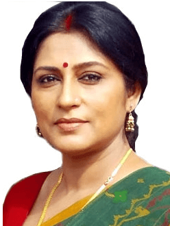 Roopa Ganguly, Election In Three Days!