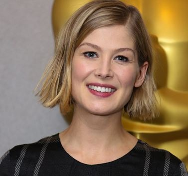 Rosamund Pike To Star With Christian Bale!