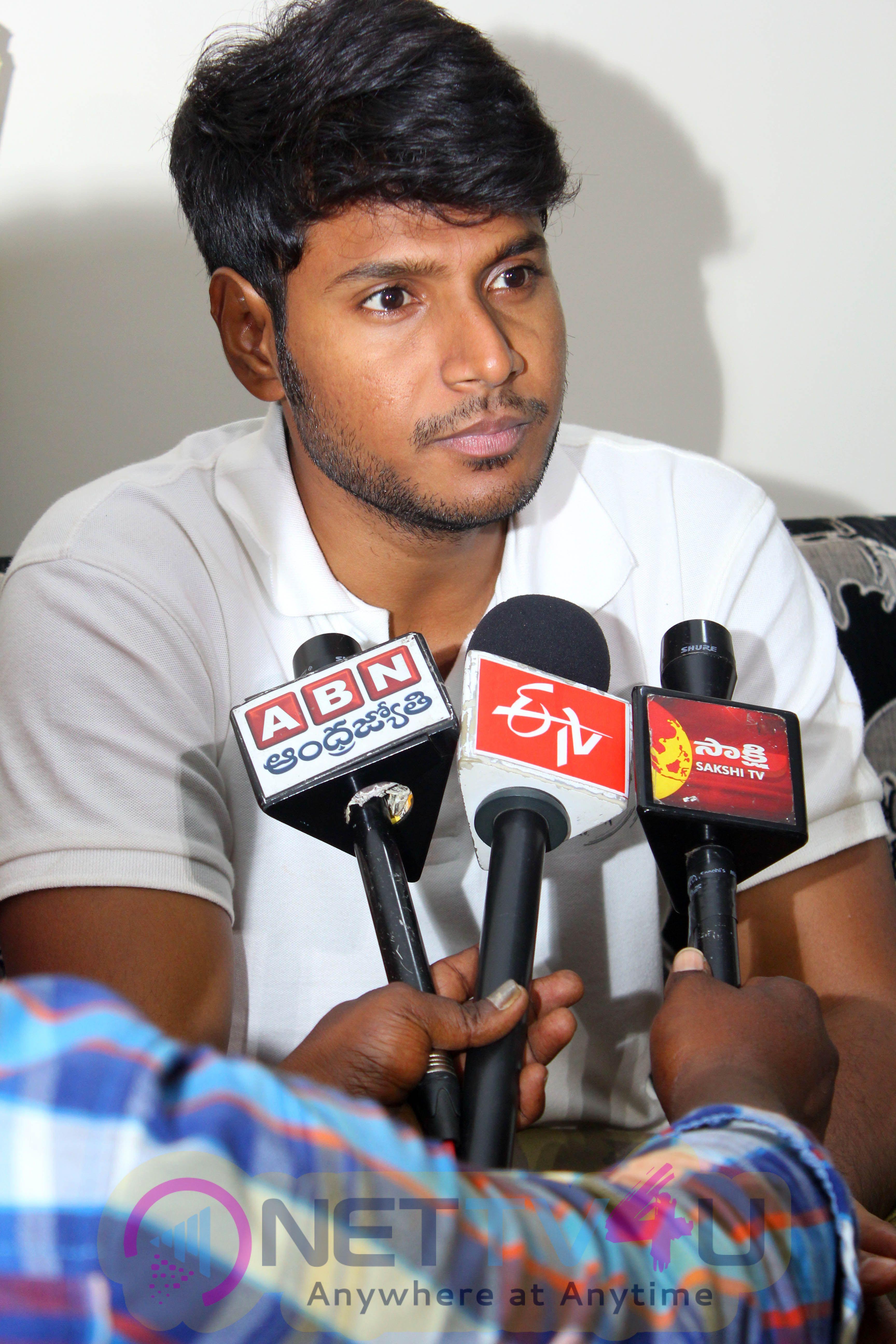 RUN Team At Usha Rama Engineering College Vijayawada Photos