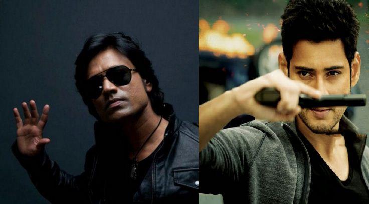 S. J. Surya Plays The Antagonist To Mahesh!