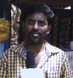 S Saga Tamil Actor