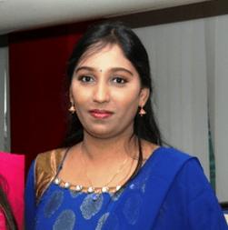 S Shivani Tamil Actress
