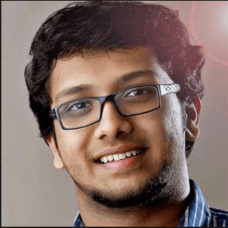 Sachin Warrier Malayalam Actor