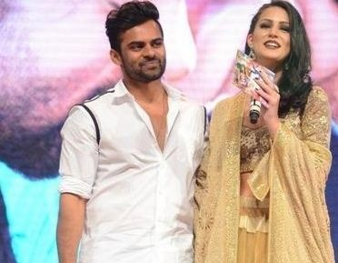 Sai Dharam Tej Is The Best Says His New Heroine!