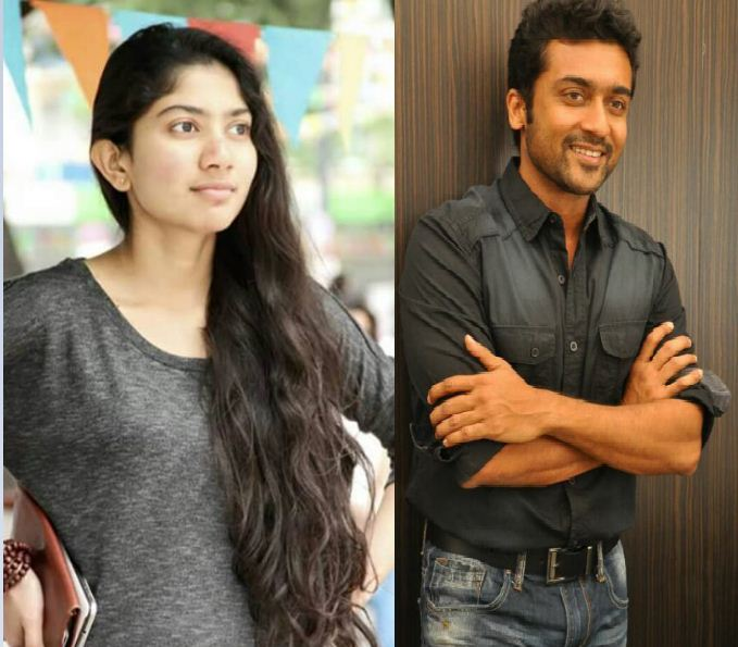 """Sai Pallavi Wants To Say """"I Love You"""" To This Actor!"""