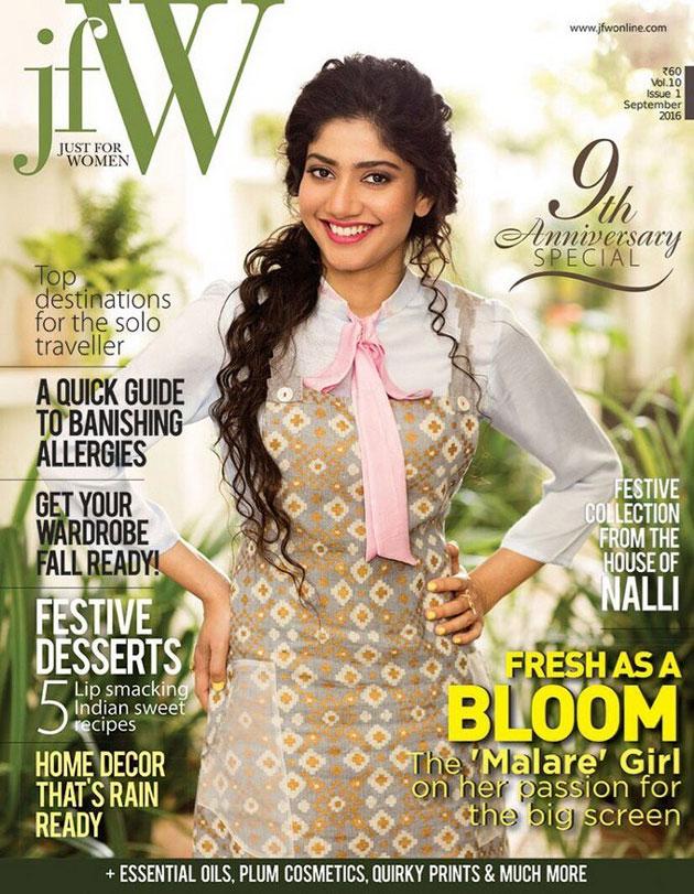 Sai Pallavi's New Look Stills Grab The Attention!