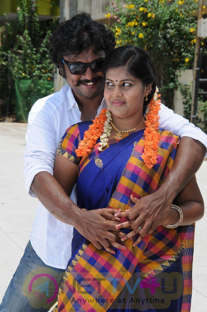 Saiva Komali Tamil Movie Photos & Working Stills