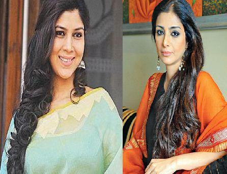 Sakshi In Anil Kapoor's 24!
