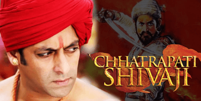 Salman Khan To Do Role In Marathi Movie About Emperor Shivaji.