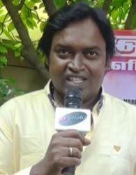 Sanjiv Srinivasan Tamil Actor