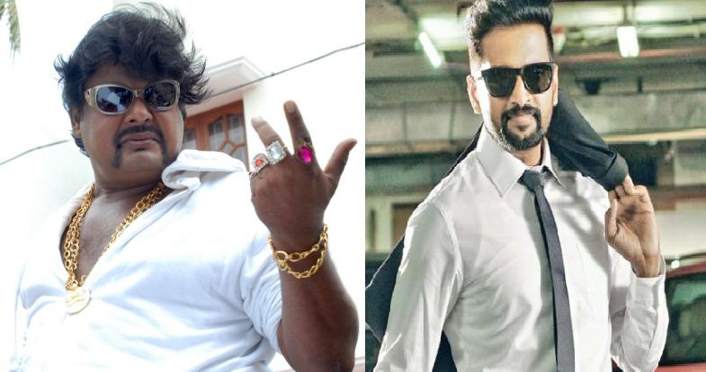 Santhanam To Lock Horns With Mansoor Ali Khan!