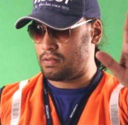 Santosh Sreedharan Hindi Actor