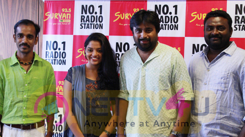Sasikumar & Nikhila Vimal At Kidaari Tamil Movie Audio Launch Pics
