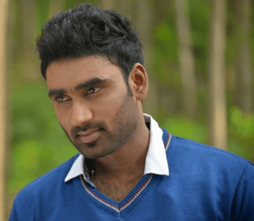 Sathish Babu Telugu Actor