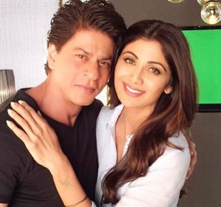 Shah Rukh Joins Shilpa Shetty Again!