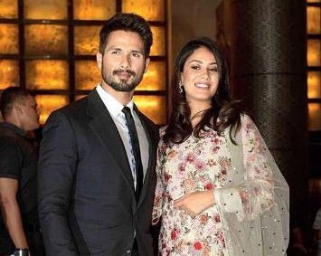 Shahid Kapoor Alters His House To Welcome His K..