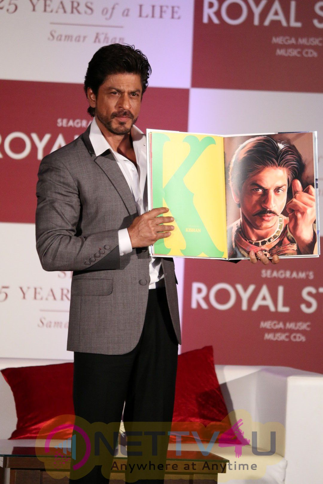Shahrukh Khan Book Launch 25yrs Of A Life Gorgeous Photos