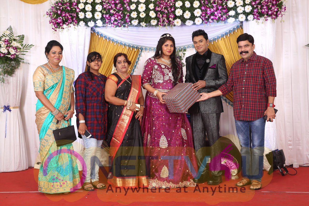 Shakthi Scott And Samsiha Wedding Reception Beautyful Stills Tamil Gallery