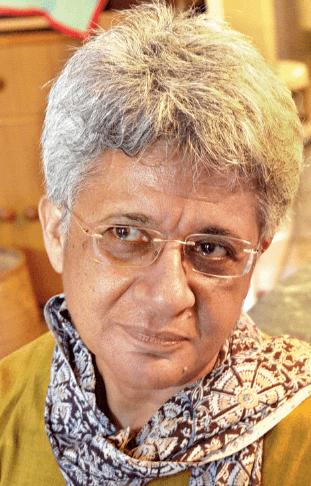 Shama Zaidi Hindi Actress