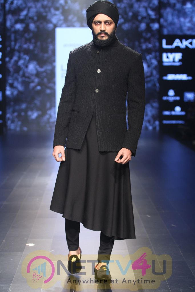 Shantanu & Nikhil At Lakme Fashion Week Winter Festive 2016 Stills