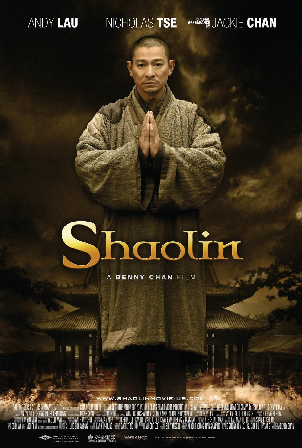 Shaolin Movie Review English Movie Review