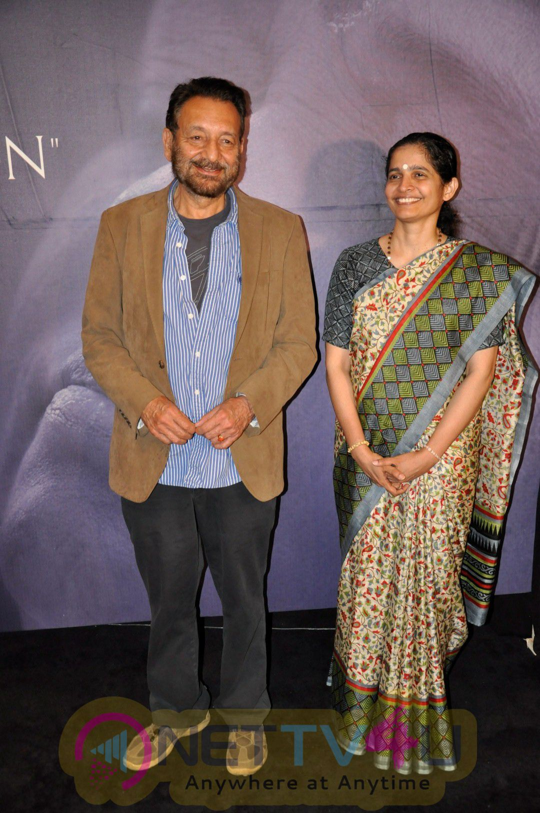 Shekhar Kapur At Launch Of A Documentary Exclusive Stills