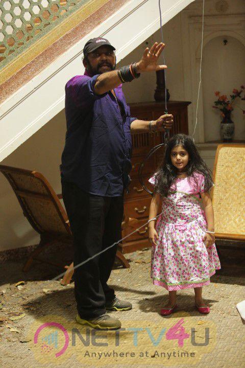 Shenbaga Kottai Tamil Movie Working Stills