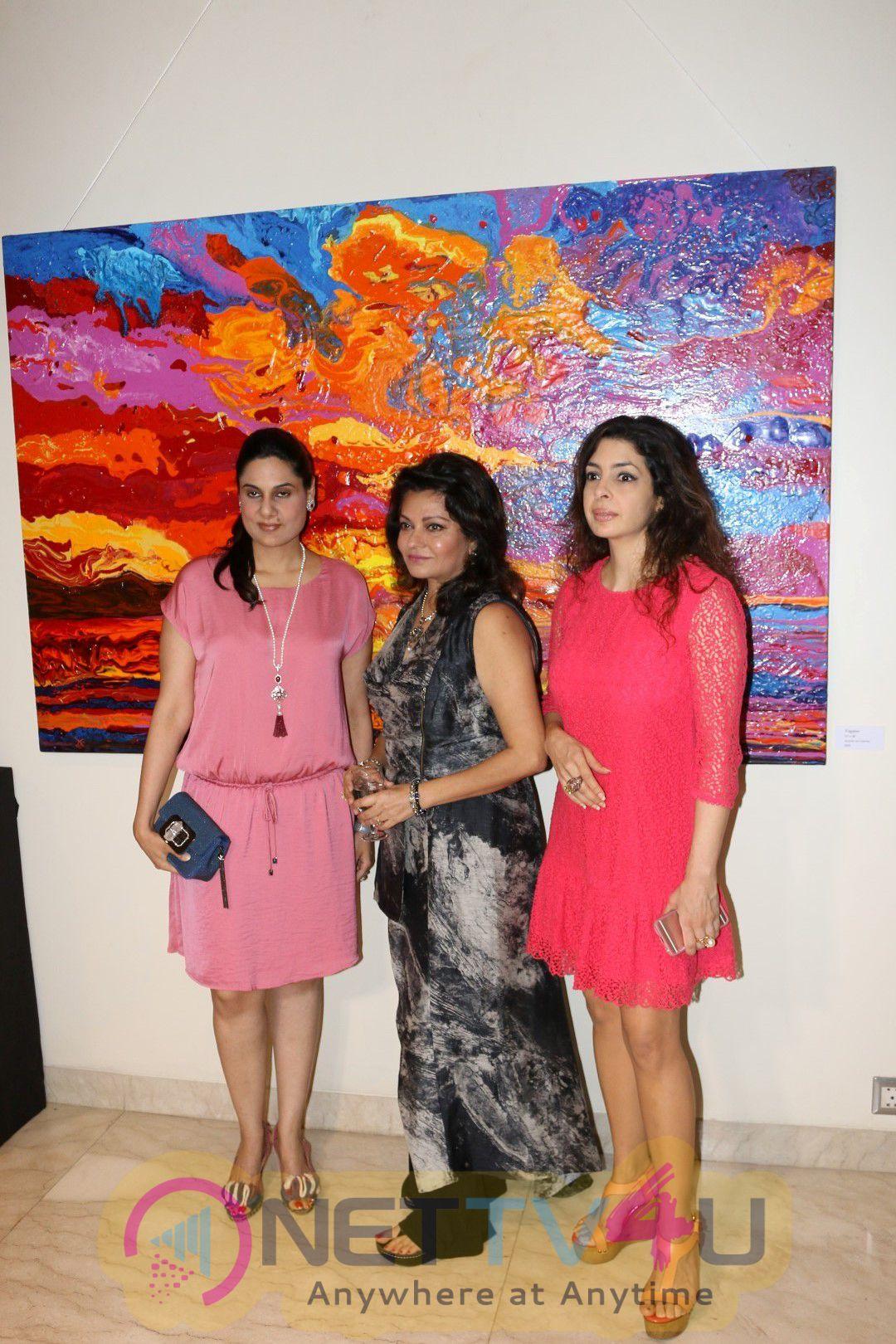 Shilpa Shetty At Inauguration Of Anu Malhotra Show Flow Photos
