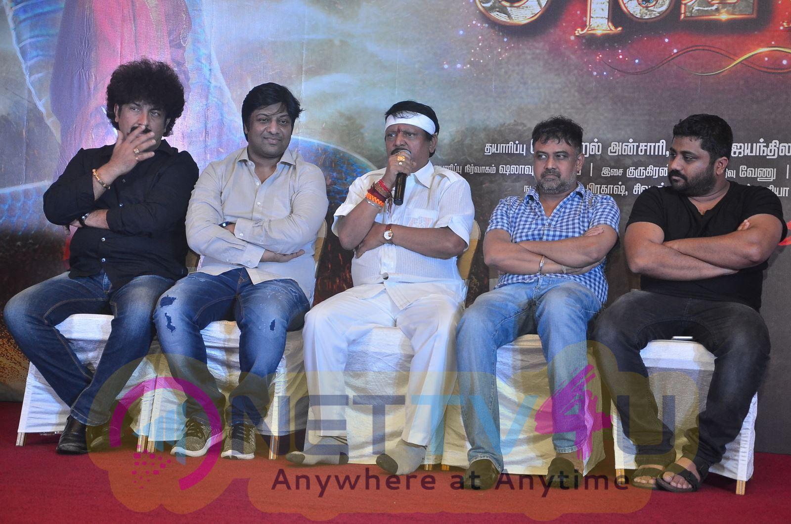 Shiva Nagam Tamil Movie Teaser Launch Beauteous Photos Tamil Gallery