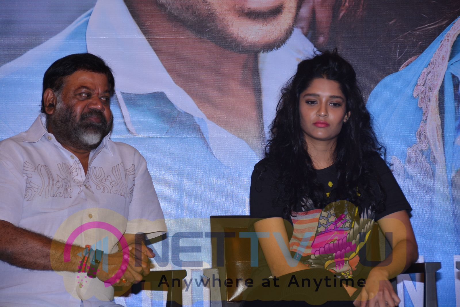 Shivalinga Telugu Movie Press Meet Grand Photos Telugu Gallery