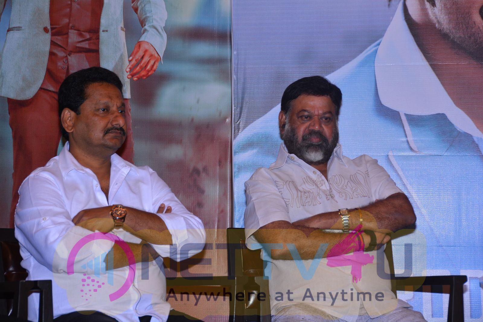 Shivalinga Telugu Movie Press Meet Grand Photos Telugu Gallery
