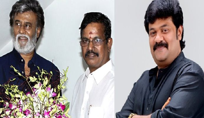 Shocking! Rajini's Producer Trapped In A Controversy!