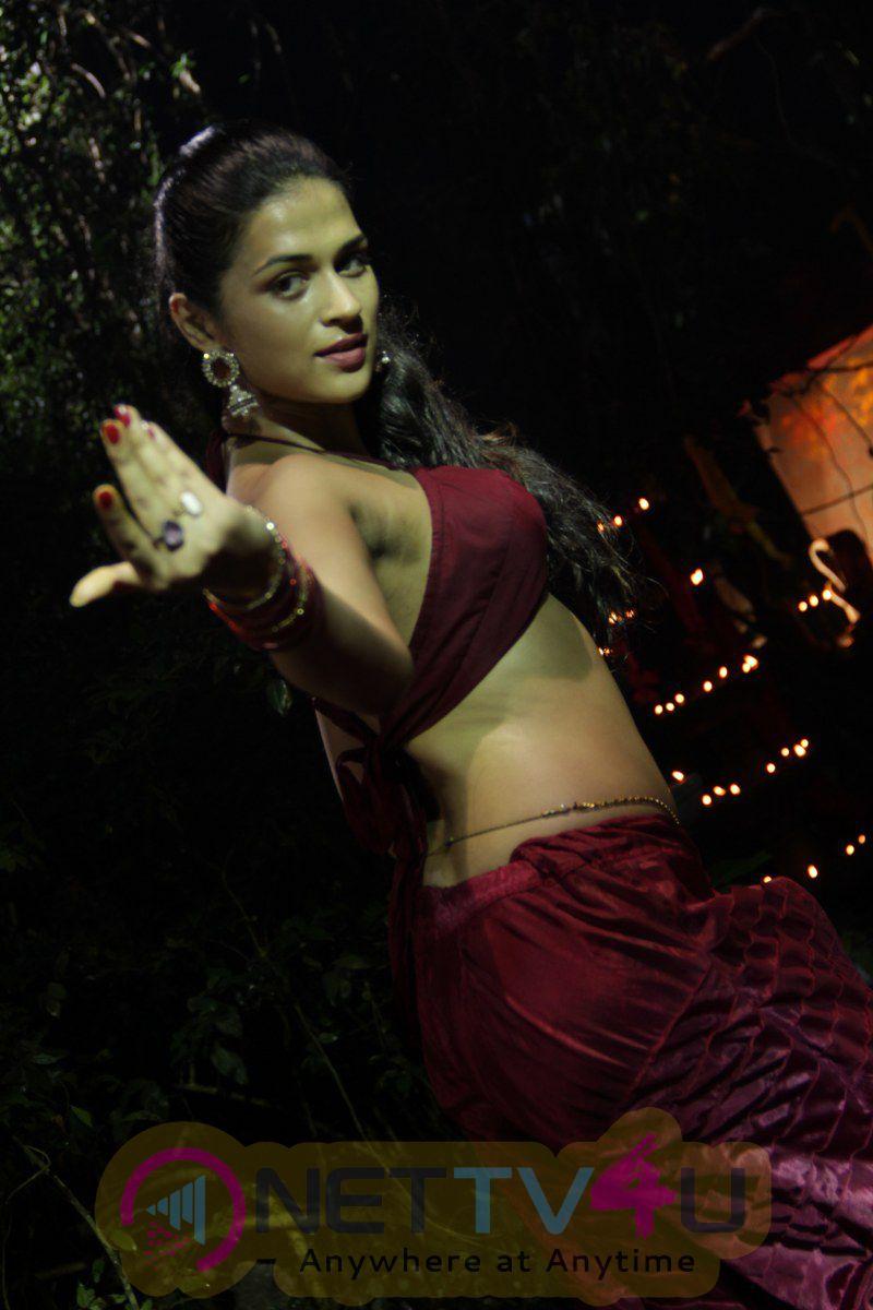 Shraddha Das Latest Pics From Punnami Rathri Movie