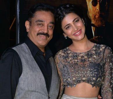 Shruti Opens About Kamal's Mistake!