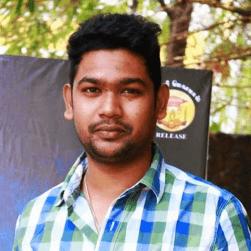 Shyam Kirthivasan Tamil Actor