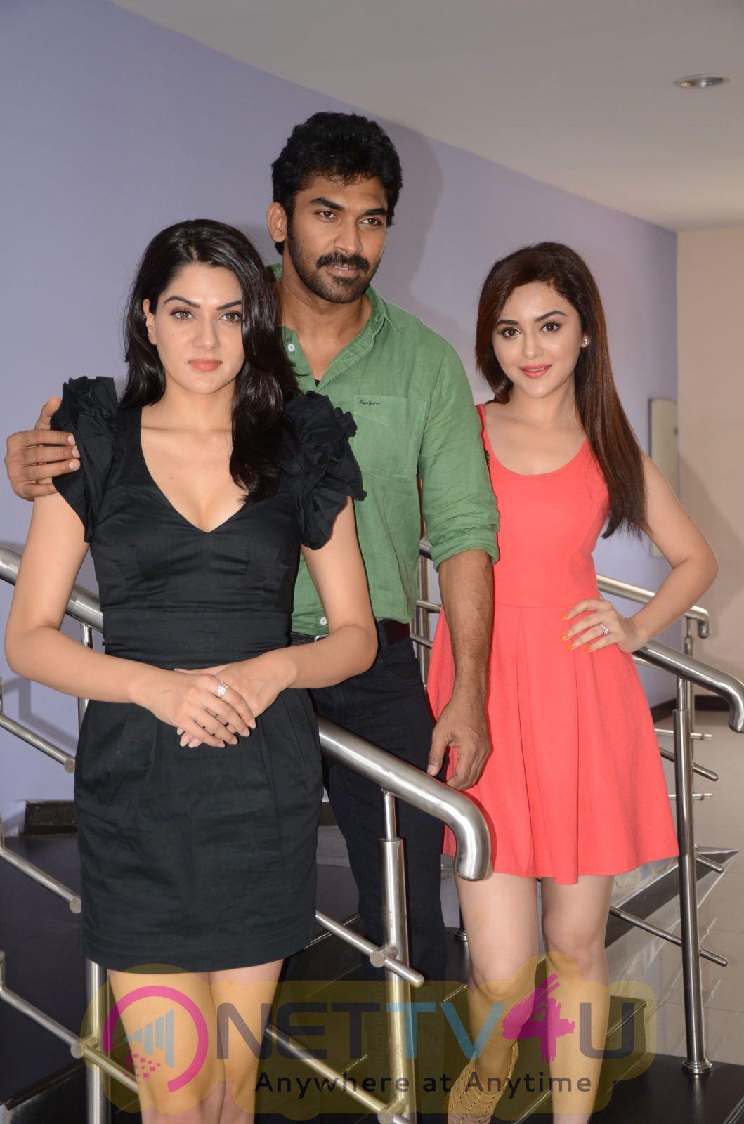 Siddharth Telugu Movie Teaser Launch Gorgeous Stills