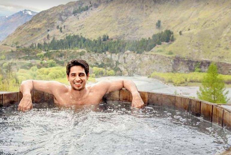 Sidharth Malhotra On A New Zealand Trip!
