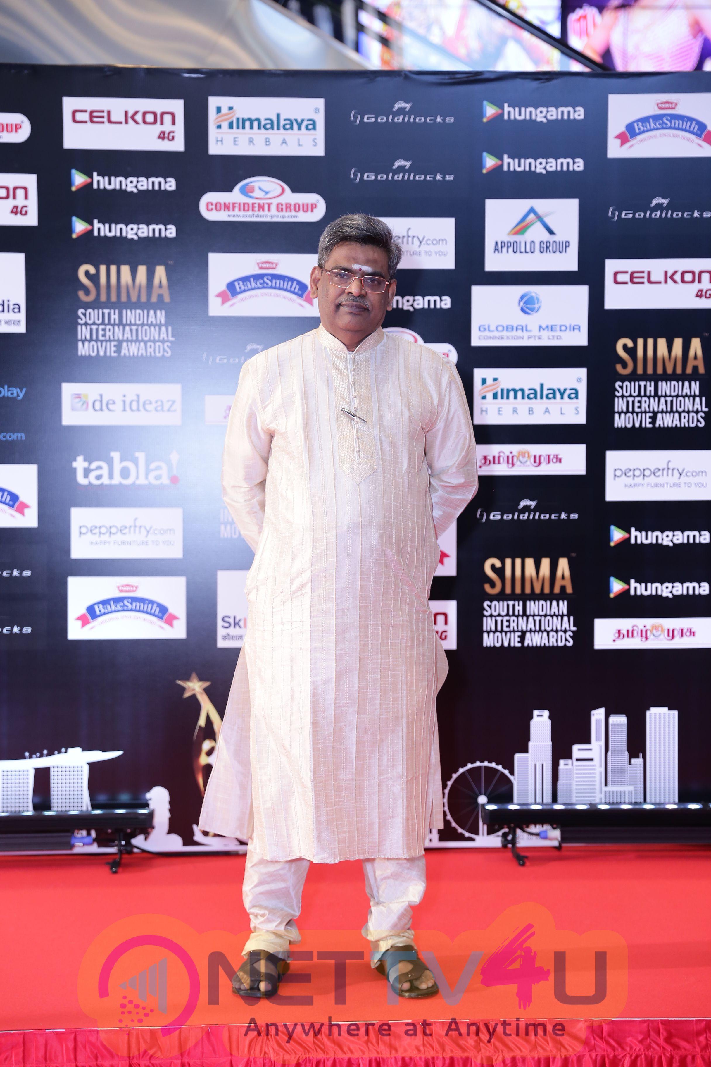 SIIMA Day One Press Release Photos Telugu Gallery
