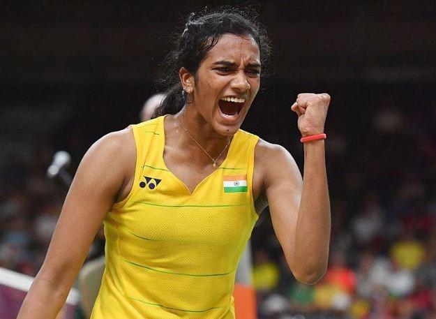 Sindhu Gets Showers Of Blessings From The Stars…