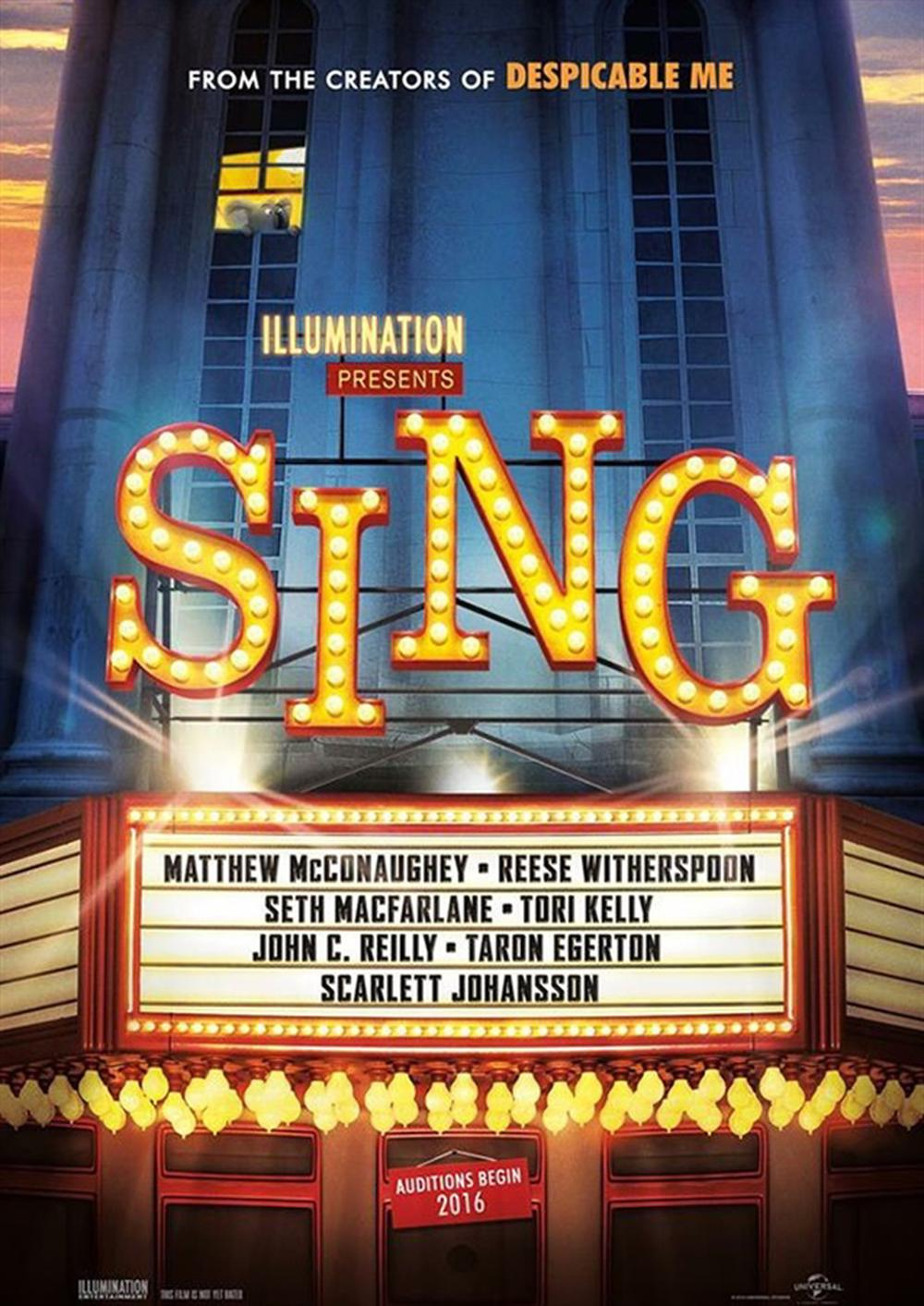 Sing Movie Review English Movie Review