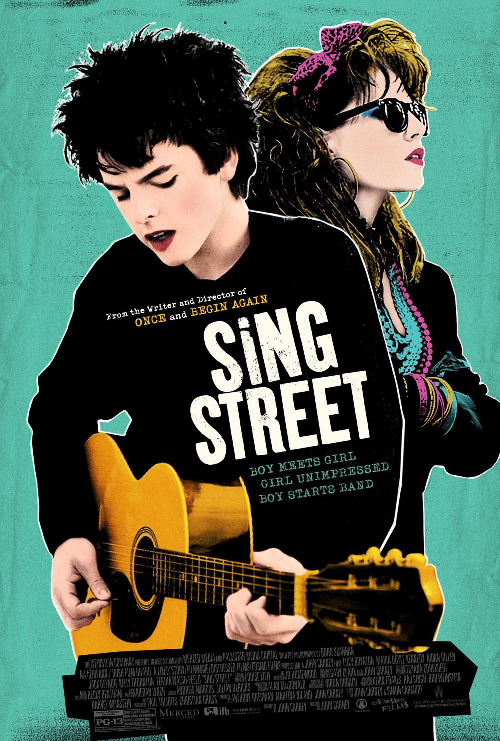 Sing Street Movie Review English Movie Review