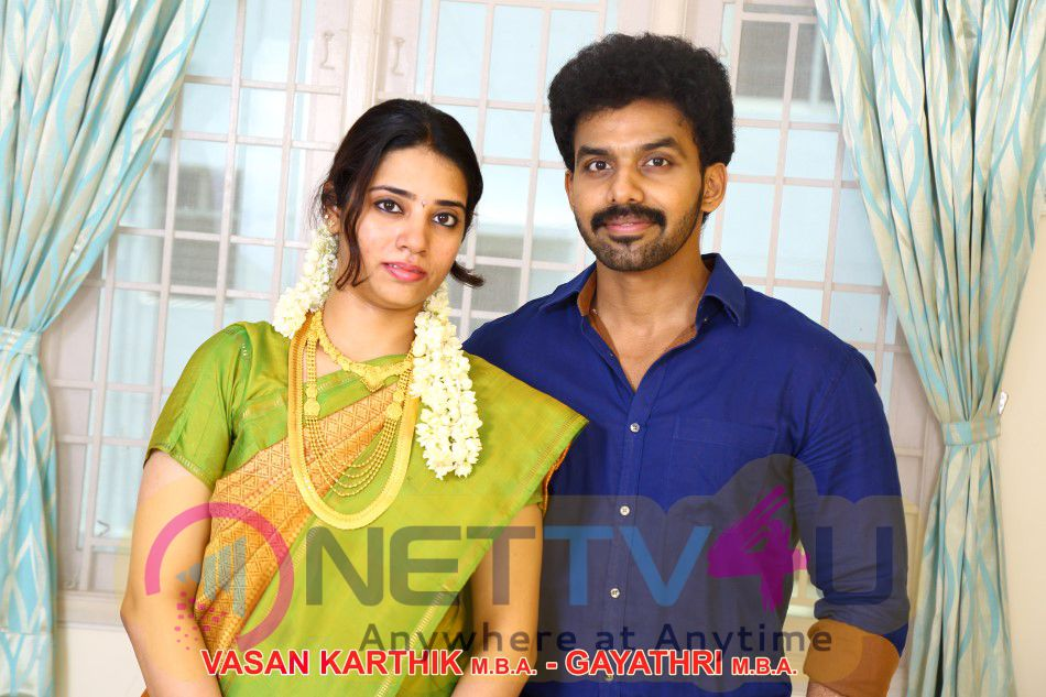 Singamuthu Son Marriage Function Photo
