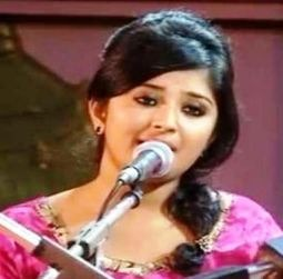 Singer - Madhushree Tamil Actress
