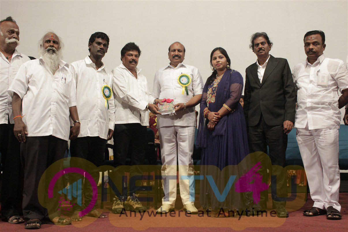 Sinthalakarai Thaye Movie Audio Launch Excellent Pics