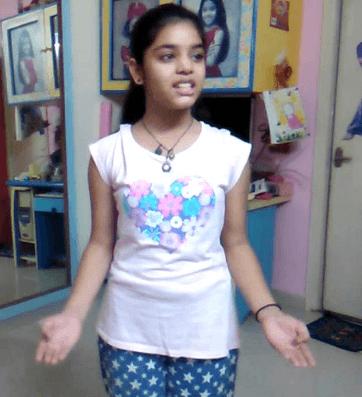 Sneha D. Chauhan Hindi Actress