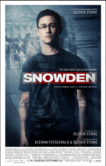 Snowden Movie Review English Movie Review